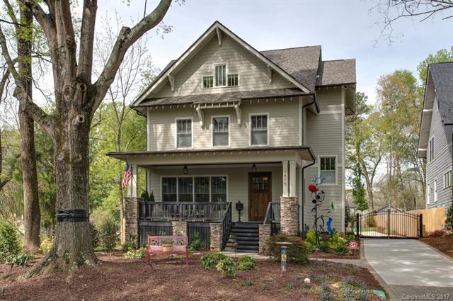 1805 Chatham Avenue, Charlotte, NC 28205