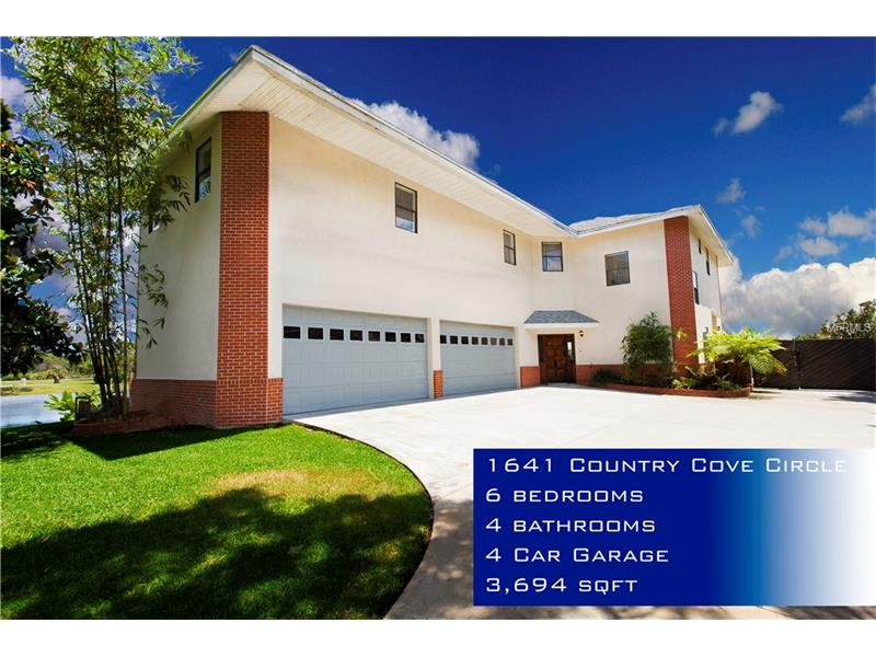 1641 COUNTRY COVE CIRCLE, MALABAR, FL 32950
