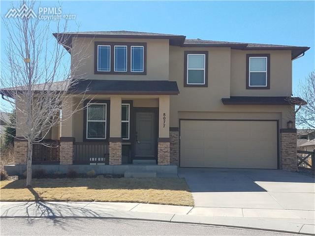 8077 Briarthorn Lane, Colorado Springs, CO 80927