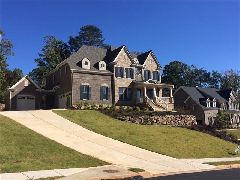 4668 Bluffside Court, Marietta, GA 30066