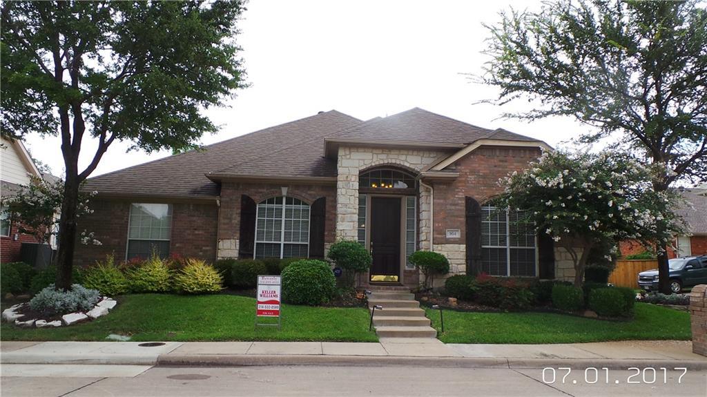 954 Lexington Drive, Rockwall, TX 75087