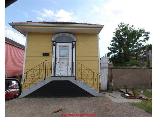 2616 N VILLERE Street, New Orleans, LA 70117