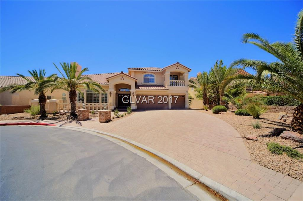 11153 CAMPSIE FELLS Court, Las Vegas, NV 89141