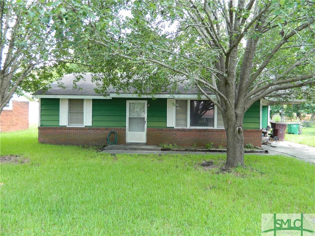 222 Byck Avenue, Savannah, GA 31408