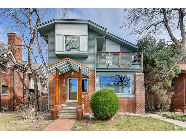 578 S Gilpin Street, Denver, CO 80209