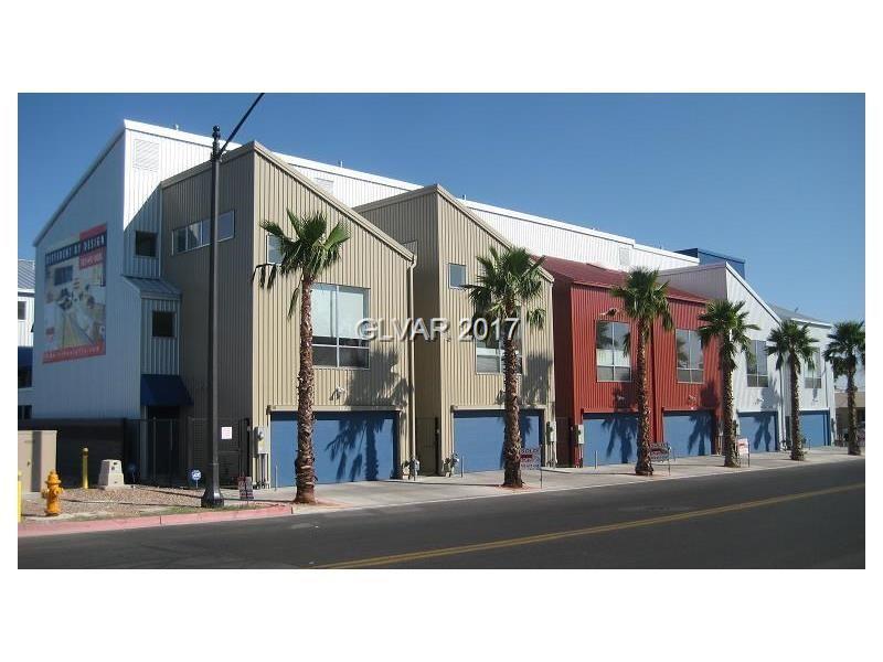 1166 E CARSON Avenue, Las Vegas, NV 89101