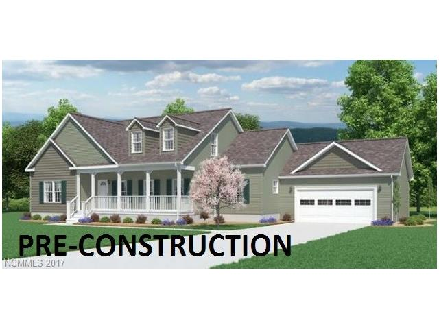 PRE-CONSTRUCTION OFF FRAME MODULAR: 1962 SF 3BD/2BA, Covered 6'X27' front porch, Large 2 car garage, paved driveway, 9' ceilings on main floor. Finished sheetrock thru-out, unfinished attic space. Hardwood floors in Foyer/LR/Hall, Laundry/Utility room on main, Kitchen w/glass tile backsplash and walk-in pantry. Stainless steel appliances. 10 YR Home Warranty incld. See attached features page for more info.
