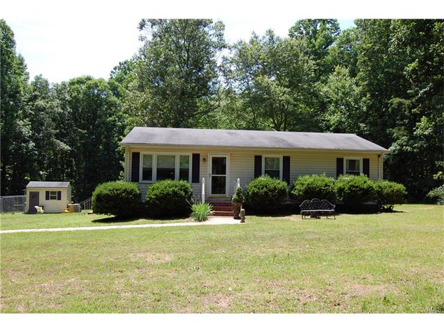 6073 Community House Road, Columbia, VA 23063