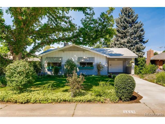 3435 S Ash Street, Denver, CO 80222
