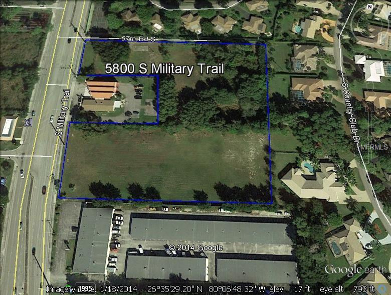 5800 S MILITARY TRAIL, LAKE WORTH, FL 33463