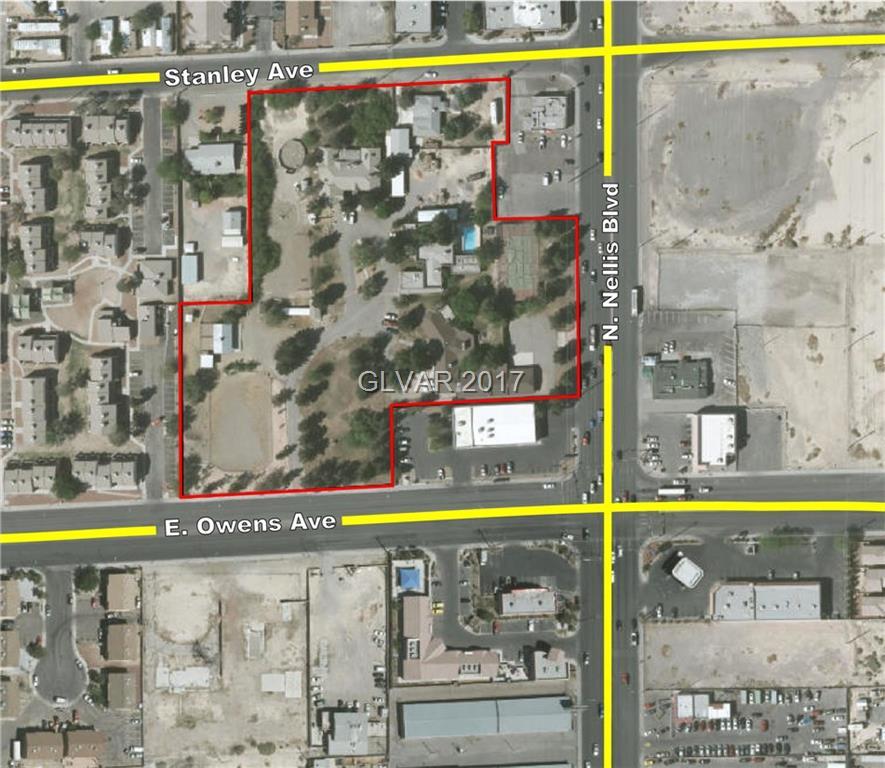 1645 NELLIS Boulevard, Las Vegas, NV 89115