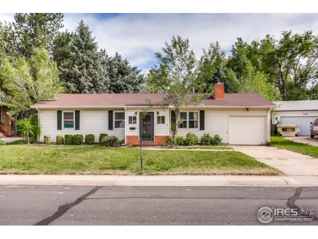 1417 W Lake St, Fort Collins, CO 80521