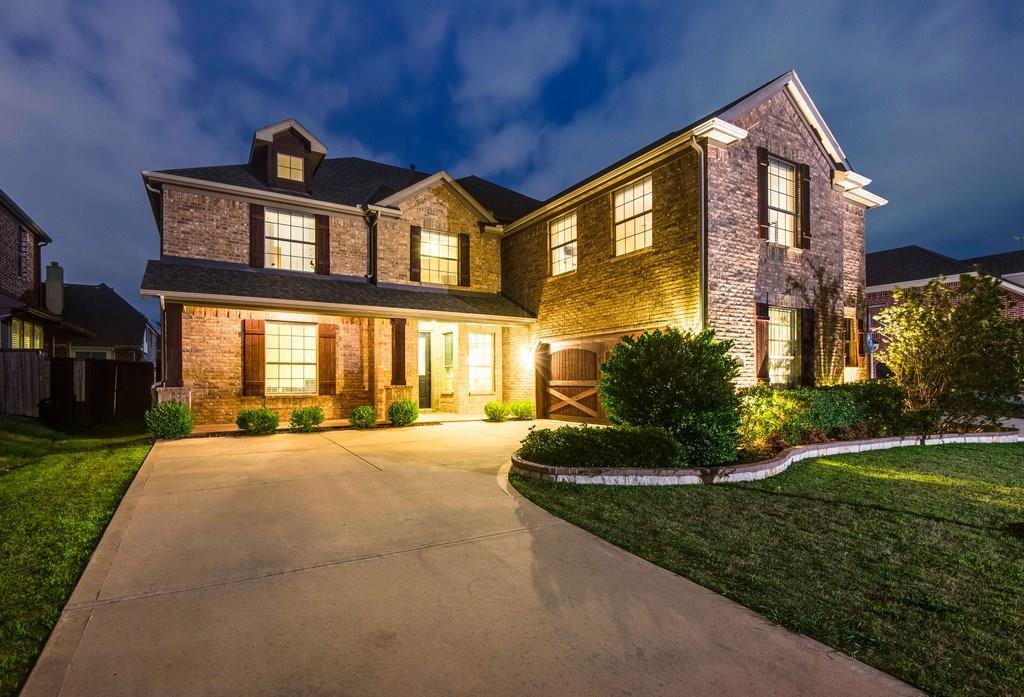 1633 BRADFORD GROVE Trail, Keller, TX 76248