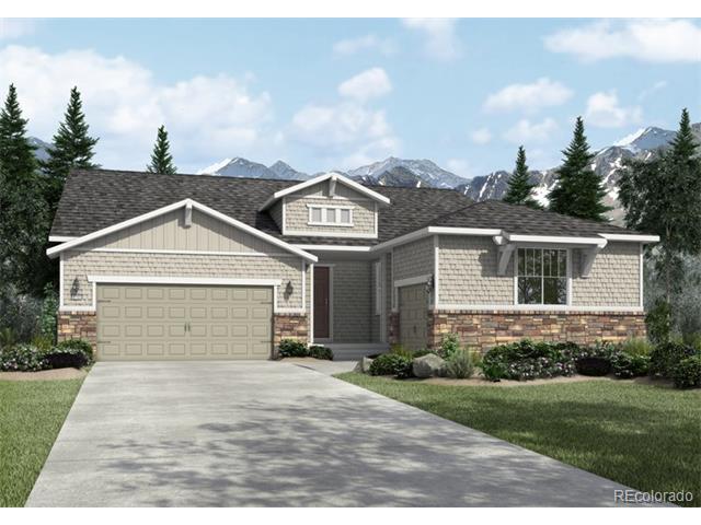 42329 Glen Abbey Drive, Elizabeth, CO 80107