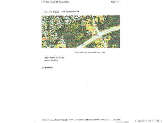 3491 Zion Church Road 3491, Concord, NC 28025