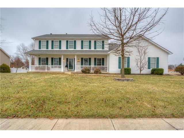 1020 Highland Estates Drive, Wentzville, MO 63385