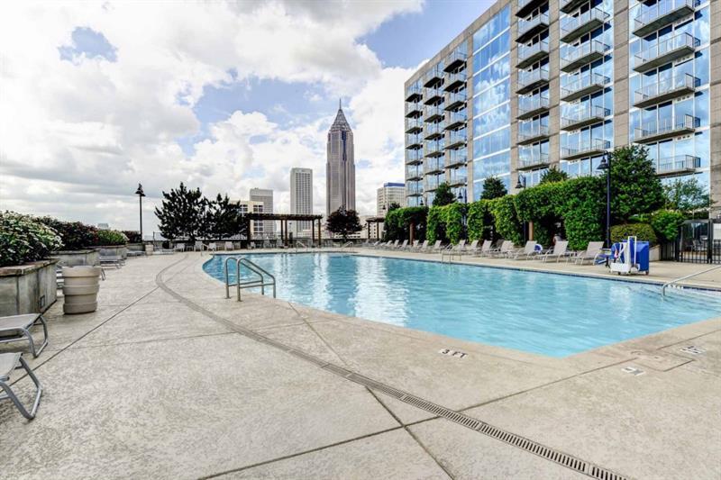 400 NW Peachtree Street 1113, Atlanta, GA 30308