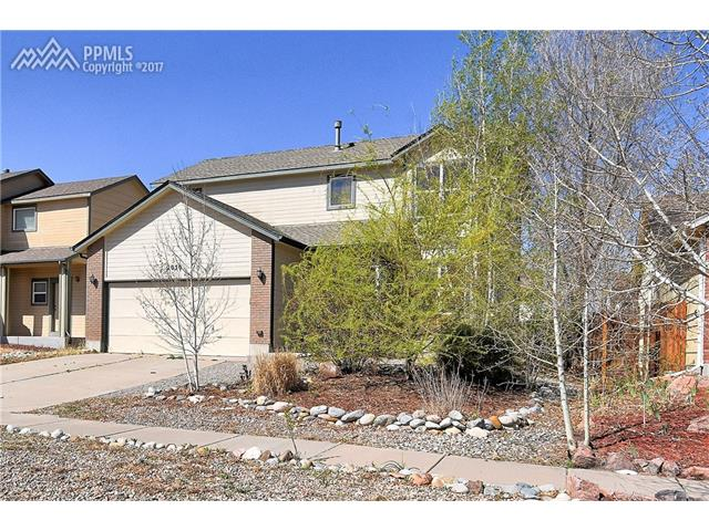 2050 Sage Grouse Lane, Colorado Springs, CO 80951