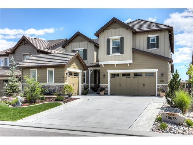 10678 Skydance Drive, Highlands Ranch, CO 80126
