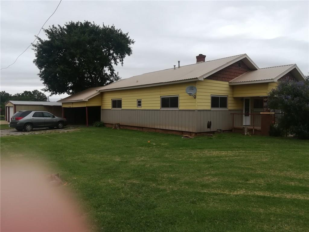 1101 N Main Street, Electra, TX 76360