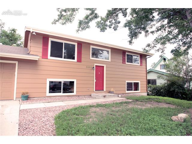 2033 Whitewood Drive, Colorado Springs, CO 80910