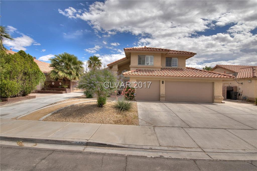 1431 FLINT RIDGE Avenue, Las Vegas, NV 89123