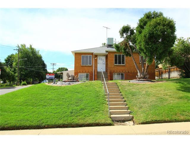 1300 W Gill Place, Denver, CO 80223