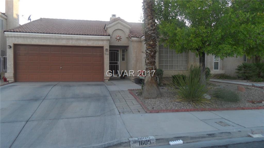 1605 Royal Palm Drive, Las Vegas, NV 89128
