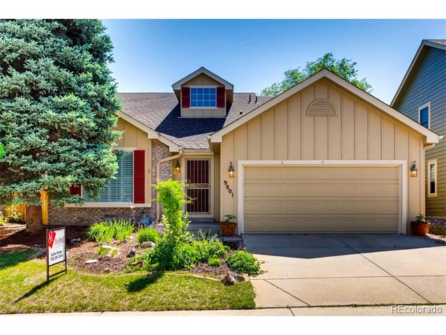 9801 Foxhill Circle, Highlands Ranch, CO 80129