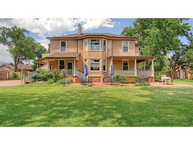 2220 N Cascade Avenue, Colorado Springs, CO 80907