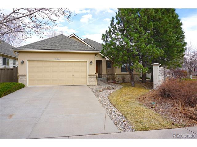 5366 S Saulsbury Way, Littleton, CO 80123