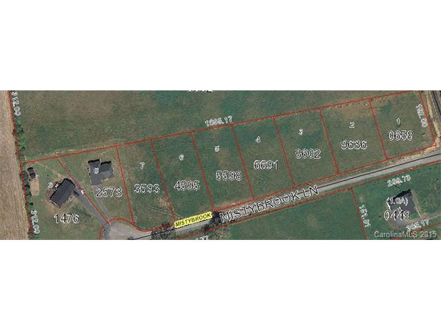 Mistybrook Lane 1, Locust, NC 28097