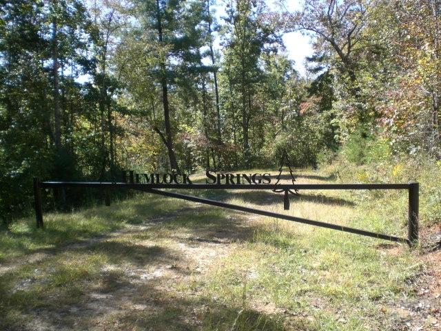 V/L #4 Hemlock Springs, Nebo, NC 28761