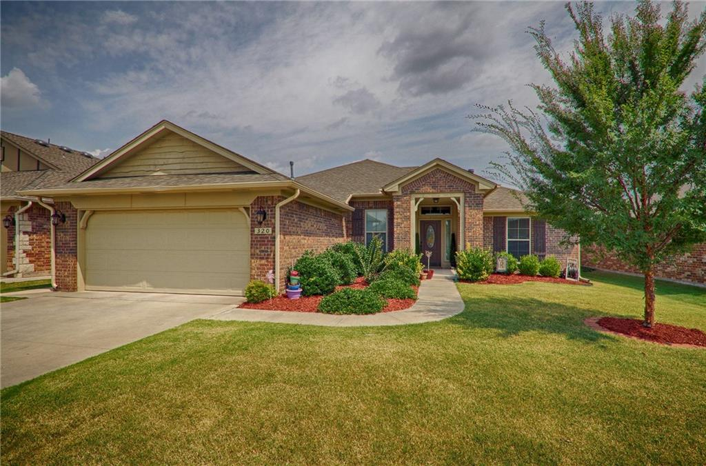 320 Partridge Run Road, Yukon, OK 73099