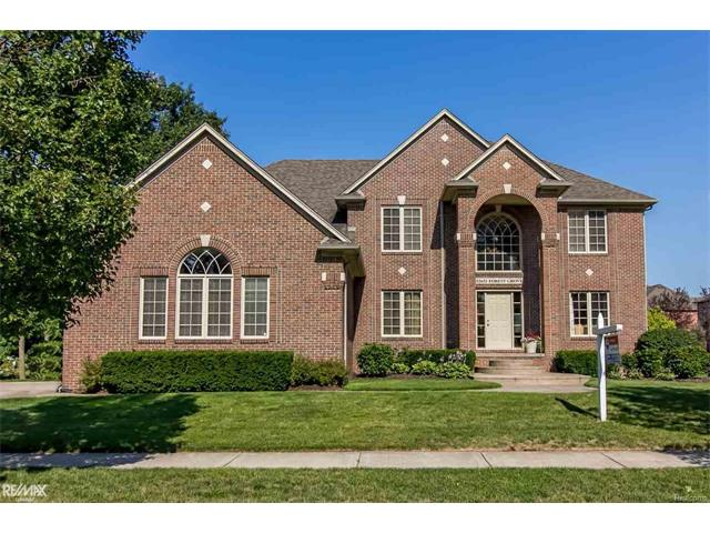 52652 FOREST GROVE, SHELBY TWP, MI 48315