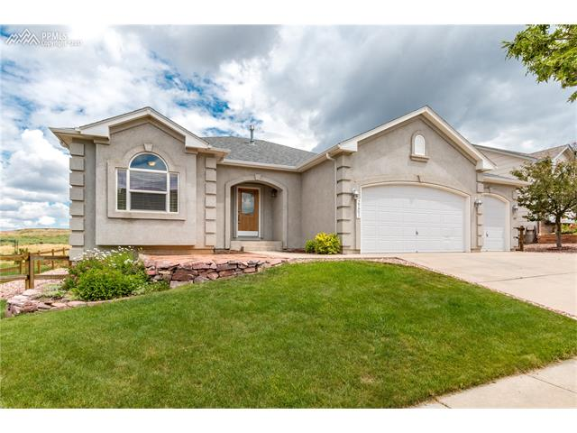 2151 Fieldcrest Drive, Colorado Springs, CO 80921