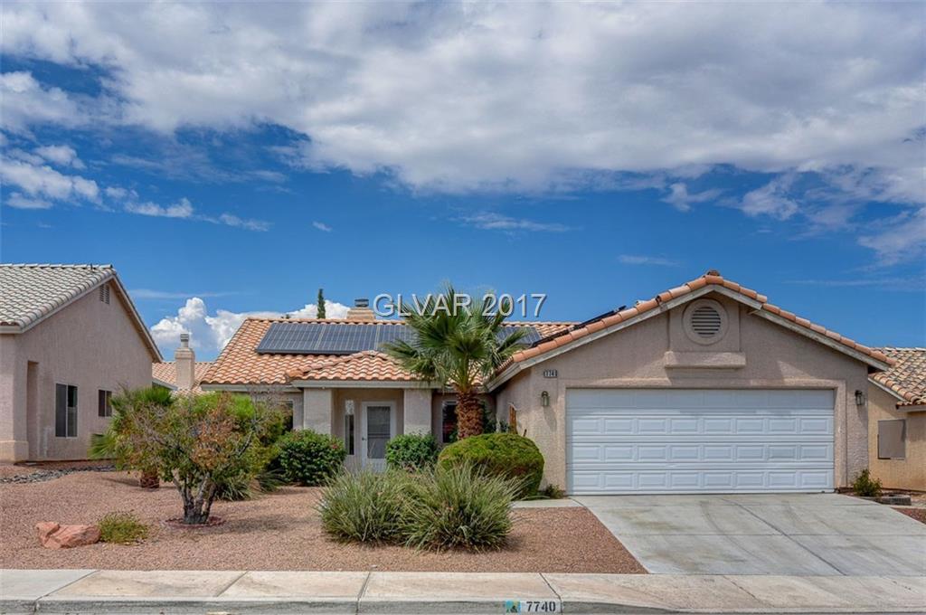 7740 WHITE GRASS Avenue, Las Vegas, NV 89131