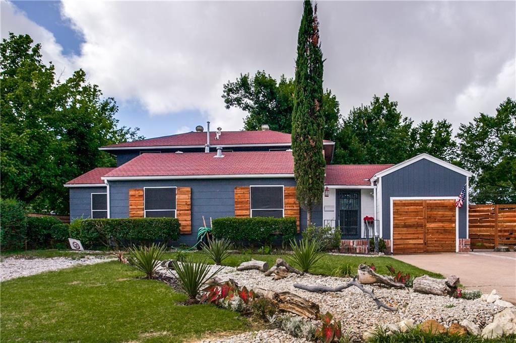 1424 LAKEWOOD Drive, Garland, TX 75042