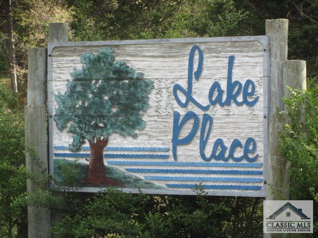 Lake Place Drive, Lavonia, GA 30553