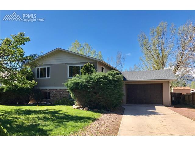 1817 Koshare Street, Colorado Springs, CO 80904