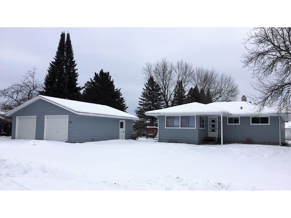 108 S Sturgeon Avenue, Big Falls, MN 56627