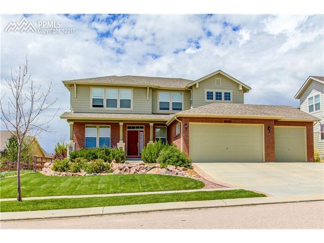 9050 Sky King Drive, Colorado Springs, CO 80924