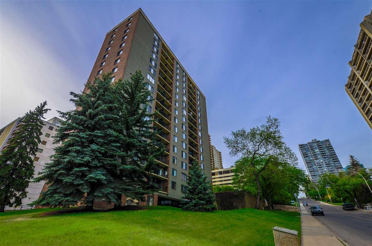 9808 103 Street 805, Edmonton, AB T5K 9J4