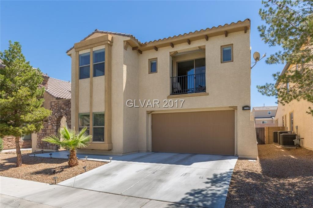 952 VIA CANALE Drive, Henderson, NV 89011