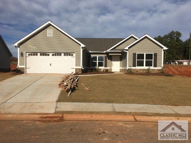 2865 Oak Springs Drive Lot 6, Statham, GA 30666