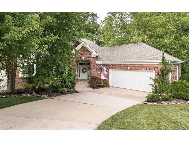 2711 Fairway Oaks Drive, Lake St Louis, MO 63367