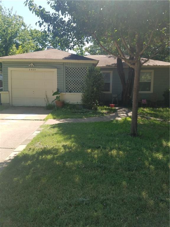 2020 Sherwood Drive, Garland, TX 75041