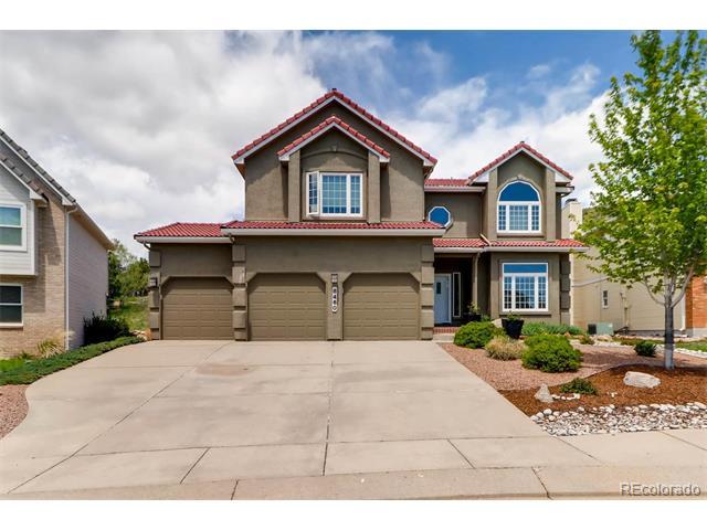 8460 Edgemont Way, Colorado Springs, CO 80919