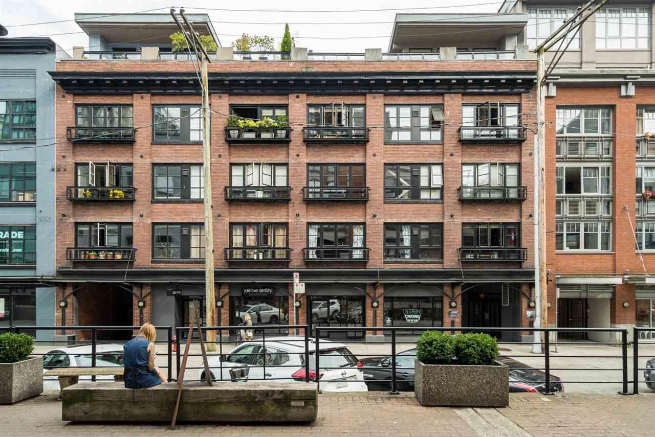 1066 HAMILTON STREET 407, Vancouver, BC V6B 2R9