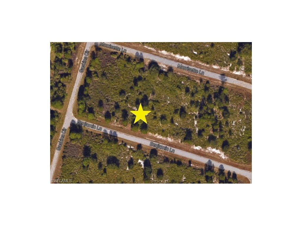 Benjamin LN, NORTH PORT, FL 34288